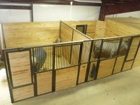 Horse Stall Dividers